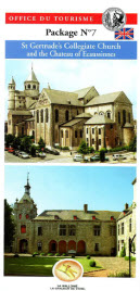 Package 7: St Gertrude's Collegiate Church and the Chateau of Ecaussines