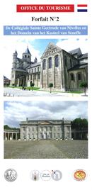 Forfait 2: De Collégiale Sainte Gertrude van Nivelles en het Domein van het Kasteel van Seneffe