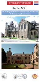 Forfait 7: De Collégiale Sainte Gertrude van Nivelles en de Burcht van Ecaussinnes