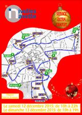 Navette Extra pour le Marché de Noël 2015